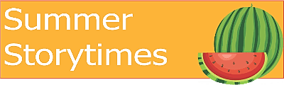 Summer Storytime banner